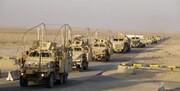 ارسال تجهیزات آمریکایی به پایگاه «عین الاسد» عراق