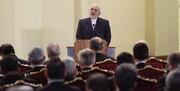 ظريف : من يصف ابطال المنطقة بالارهابيين لا مستقبل له في المنطقة