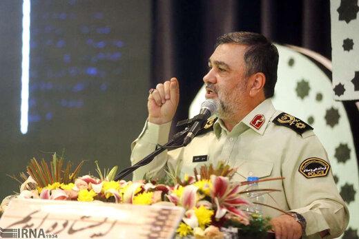 پلیس:  امنیت راهپیمای ۲۲ بهمن و انتخابات را تامین میکنیم