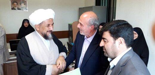 بازدید سر زده رییس کل دادگستری استان قزوین از دادگاه بخش شال و بخش اسفرورین