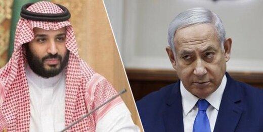 دیدار نتانیاهو و بن سلمان درباره ایران