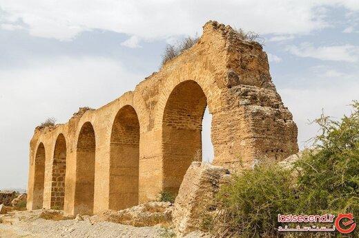 کشف رد پای امپراطوری رم در کشوری که ذکر نامش متعجبتان خواهد کرد! +تصاویر