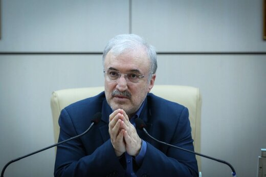 Iran's health minister declares National mobilization plan against coronavirus