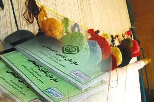 حذف بیمه قالیبافان تهدیدی برای صنعت فرش است