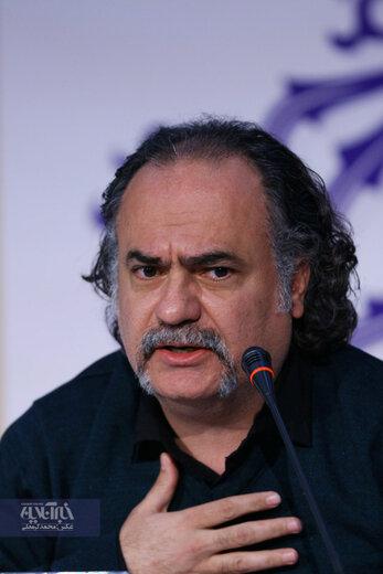 کنفرانس خبری فیلم سینما شهرقصه