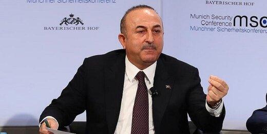 چاووشاوغلو: هیچ توافقی با هیأت روسی درباره ادلب حاصل نشد