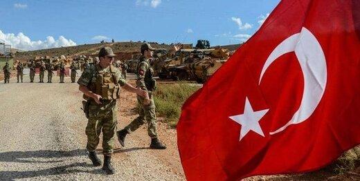 ترکیه: 115 هدف وابسته به نظام سوریه را هدف قرار دادیم