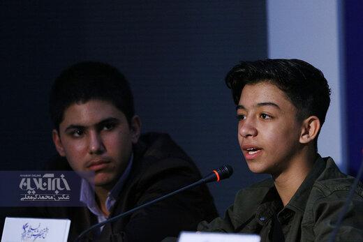 کنفرانس خبری فیلم خورشید