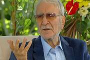 فیلم   خاطرات دکتر دینانی از همخرج بودن با رهبر انقلاب در دوران طلبگی