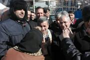 فیلم | حضور محمود احمدی نژاد در راهپیمایی ۲۲ بهمن