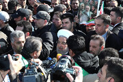 "Rouhani: Massive participation in Islamic Revolution anniv. ""best response"" to oppressors"