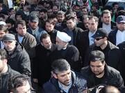 پست اینستاگرامی واعظی درباره حضور گسترده مردم در راهپیمایی ۲۲ بهمن