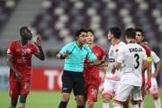 جواب AFC به پرسپولیسیها: معز علی محروم نبود