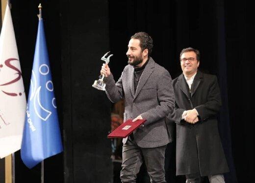 امیر جدیدی بهترین بازیگر شد، نوید محمدزاده جایزه ویژه گرفت