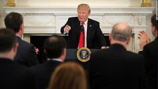 ترامپ: ناتو را من نجات دادم/اتحادیه اروپا تهدیدی بسیار بد برای آمریکاست