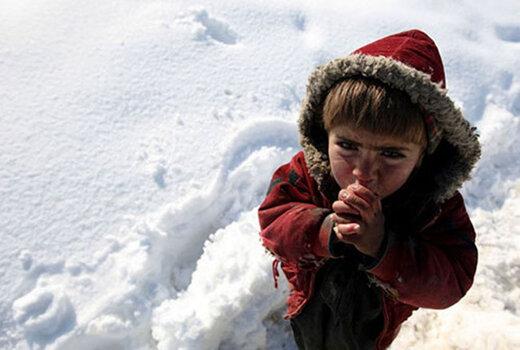 سرمای ۲۶ درجه زیر صفر در کردستان