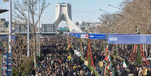 Iranians mark Islamic Revolution anniv. in nationwide rallies