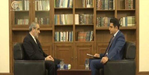 پاسخهای کدخدایی به شبکه المیادین درباره ردصلاحیتها/ شورای نگهبان باشگاه سیاسی نیست