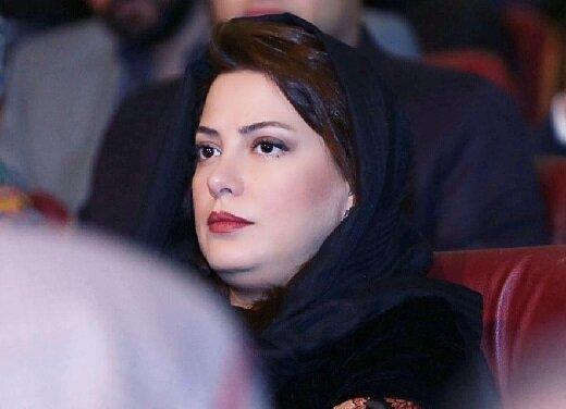 عکس | طناز طباطبایی در مراسم اختتامیه جشنواره فیلم فجر