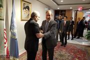 ببینید | جشن سالگرد پیروزی انقلاب اسلامی ایران در سازمان ملل