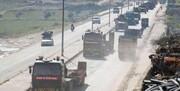 بیانیه وزارت دفاع روسیه در واکنش به تحرکات ترکیه در ادلب