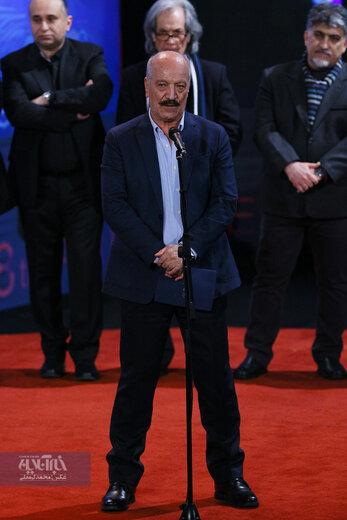 سخنرانی سعید راد در اختتامیه سی و هشتمین جشنواره فیلم فجر