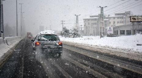 آخرین وضعیت راهها و جادههای مسدود کشور