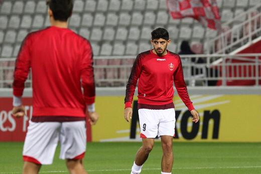 ترابی در بین ۸ بازیکن برتر هفته دوم مرحله گروهی لیگ قهرمانان آسیا