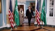رایزنی وزرای خارجه آمریکا و عربستان با محوریت ایران