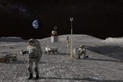 عکس | تصویری جدید از فضانوردان باقیمانده در فضا