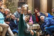 سروش صحت با هانیه توسلی و پژمان جمشیدی در سینماماشین