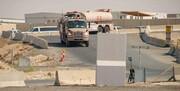 پایگاه آمریکا در عراق هدف حمله راکتی قرار گرفت