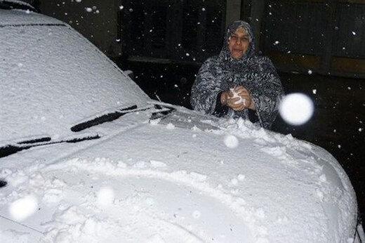 ببینید   ذوق زدگی کودکان عراقی از برف که جهانی شد