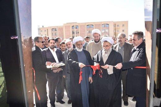 خوابگاه دخترانه خیرساز ۱۵خرداد در دانشگاه شهرکرد افتتاح شد