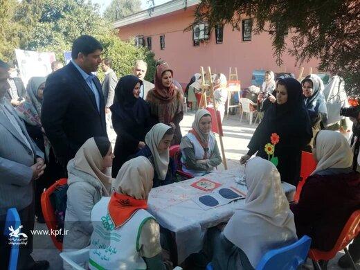بازدید مدیر کل کانون از برنامه های دهه ی فجر کانون از آق قلا و بندر ترکمن