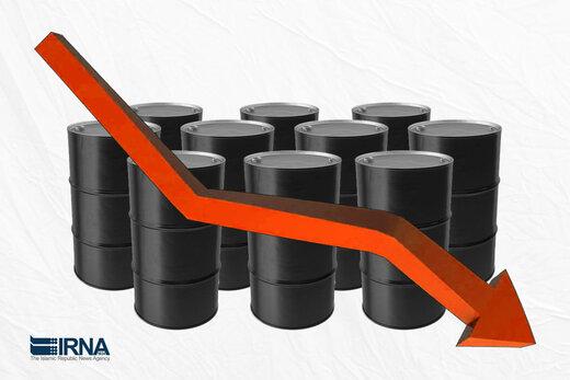 نفتخام سنگین ایران یک دلار ارزانتر شد