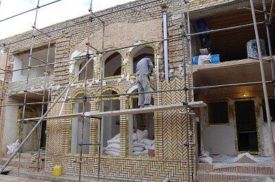 ارایه بسته های تشویقی برای مرمت و بازسازی خانه های تاریخی