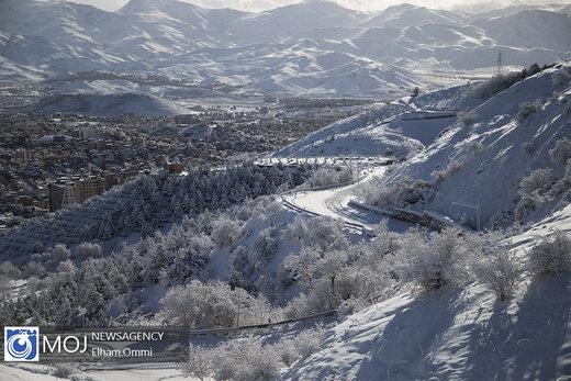هشدار هواشناسی: احتمال وقوع بهمن در استانهای شمال کشور
