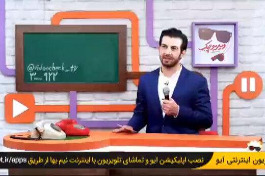 فیلم | عبدالله روا در برنامه طنزش رئیس آینده فوتبال را خیلی جدی لو داد!