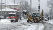 آخرین وضعیت در استان گیلان: راهها باز است،برق قطع