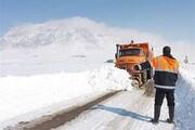 اعلام آخرین وضعیت جادههای کشور/ محورهای هراز و چالوس برفی است