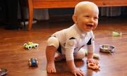 بررسی رشد کودک با استفاده از یک لباس