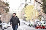 رونمایی از گریم هدیه تهرانی در سریال جدید مصطفی کیایی / عکس