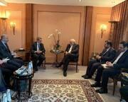 ظریف با گروه اقدام بحران دیدار کرد