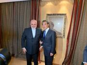 دیدار ظریف با همتای چینی