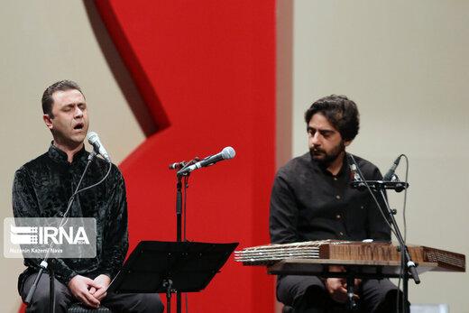 دومین شب جشنواره موسیقی فجر در فرهنگسرای نیاوران