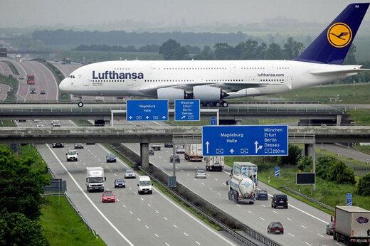 ببینید | بزرگترین هواپیمای جهان با ۶ موتور وارد ناوگان هوایی شد