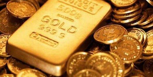 طلا از بالاترین قیمت هفته گذشته عقب نشست