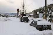 ببینید | آخرین وضعیت استان گیلان پس از کولاک و برف هفته گذشته!