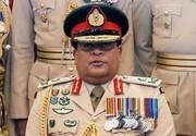 آمریکا یک مقام نظامی را تحریم کرد